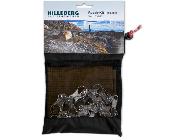 Hilleberg Repair Kit Red Label sand